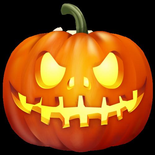 Halloween items logo