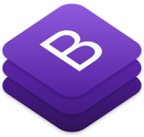 Bootstrap UI kit logo