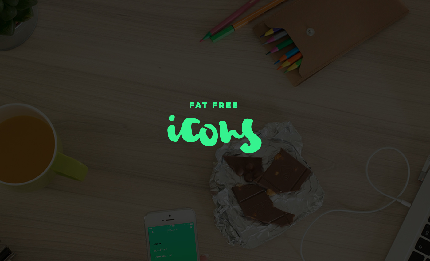 FAT ICONS