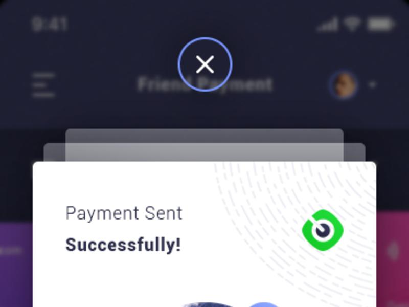 Friend Success Payment