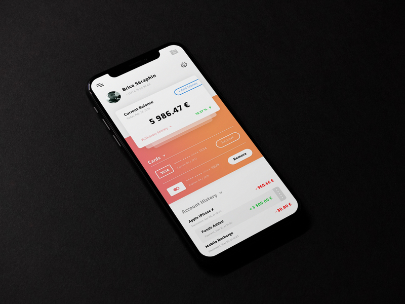 Accounts Cryptocurrency App