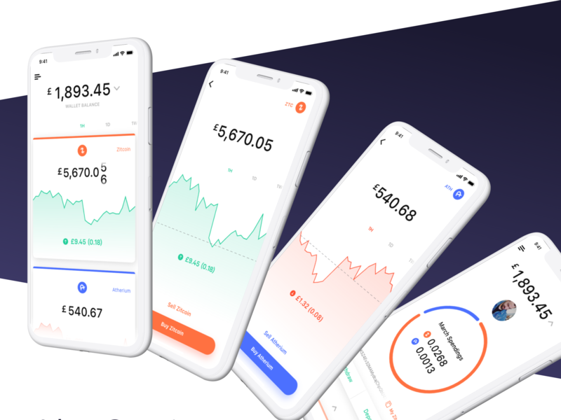 Cooin Crypto UI Kit