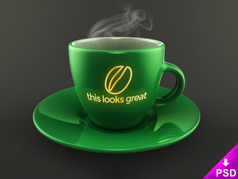 Coffee Cup Mockup Freebie