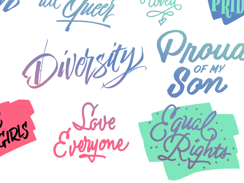 Love Wins Free Font preview picture