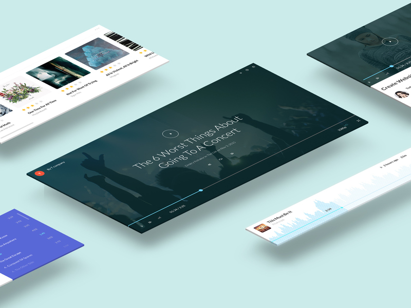 Patagonia UI Kit [PSD]