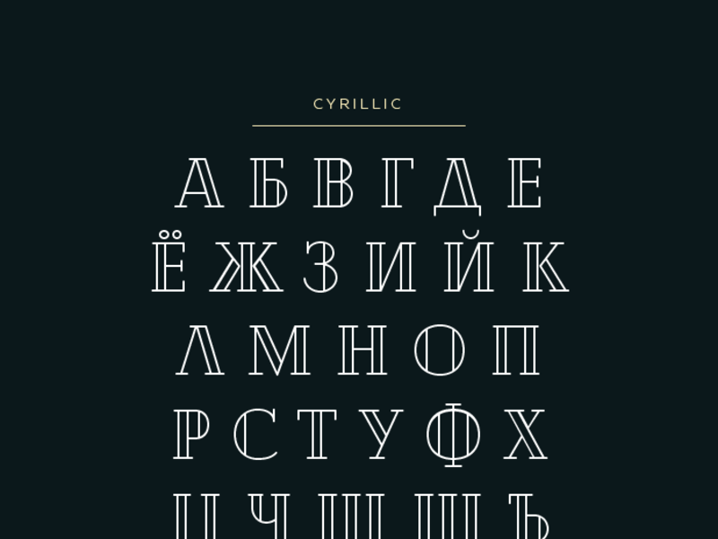 Cheque Free Font
