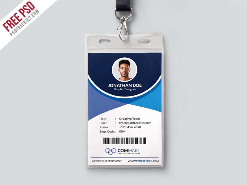 Corporate Office Identity Card