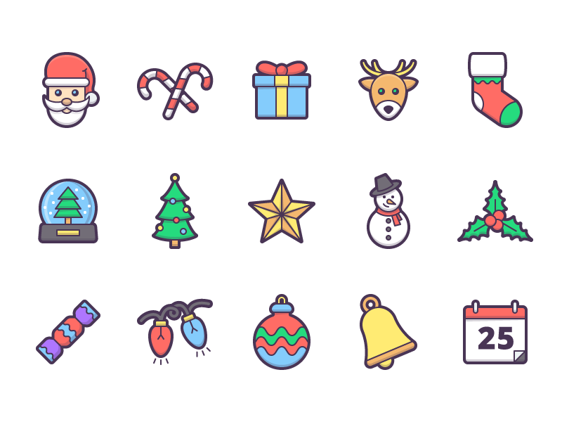 Jingle - Free Christmas Icons preview picture