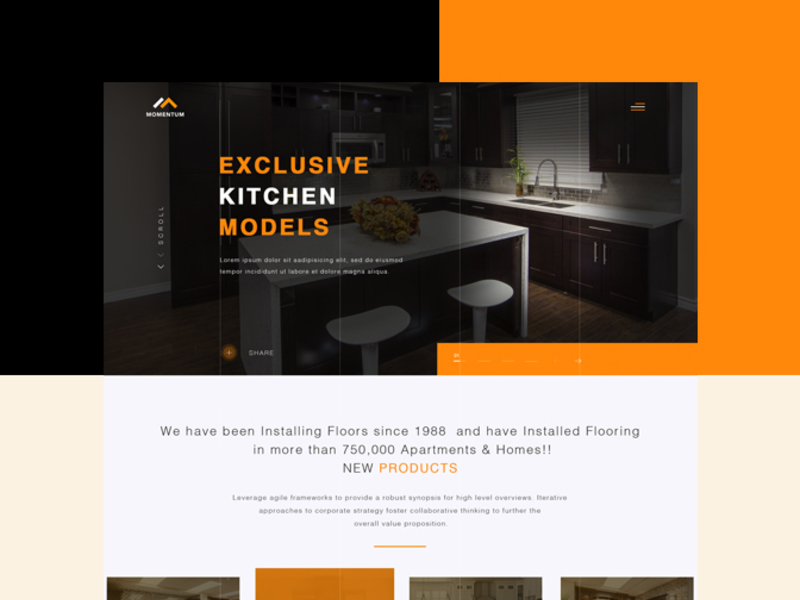 Kitchen - Template