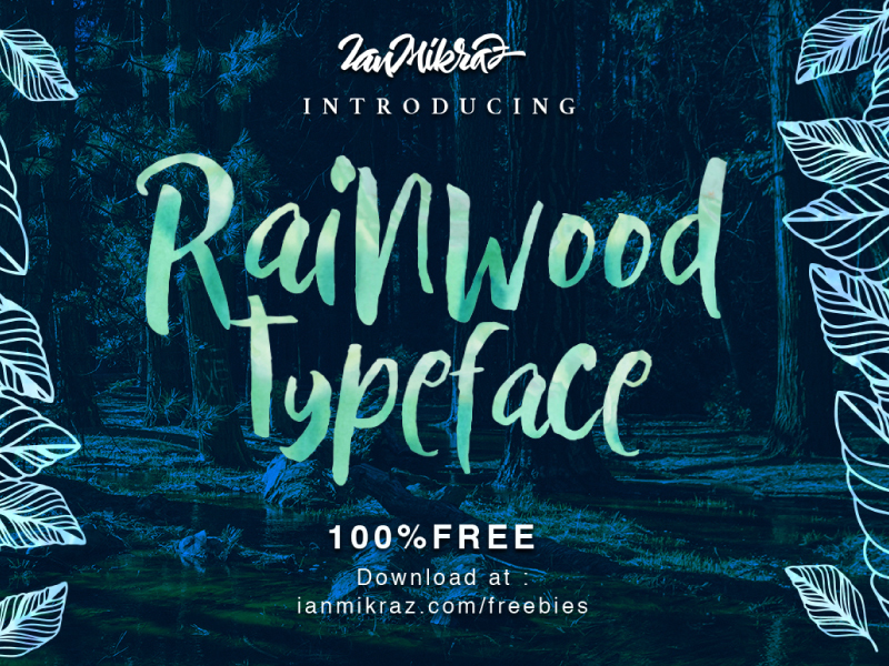 Rainwood Cover Preview Dribbblr preview picture