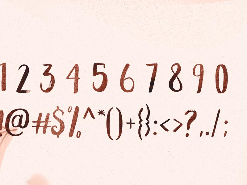 Peomy Free Script Brush Font