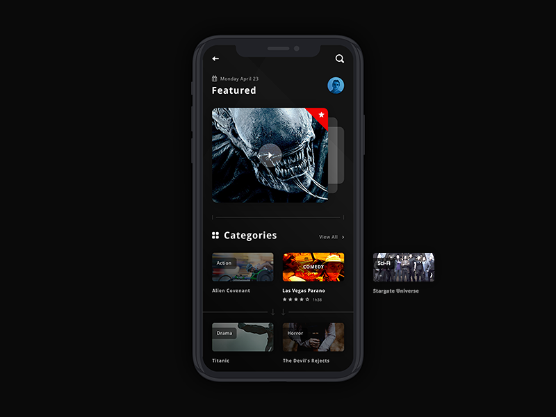 Movies App preview picture