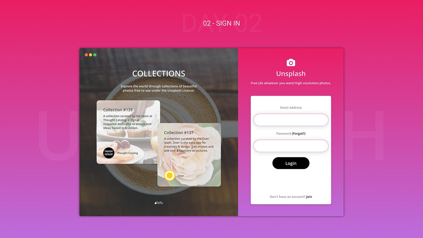 31 Free Challenge UI Kits