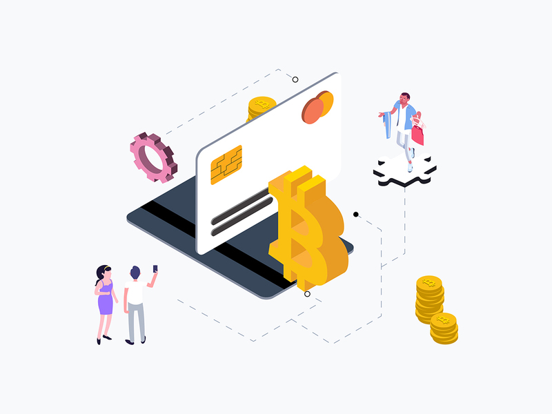 Isometric Graphic Payment Methods preview picture