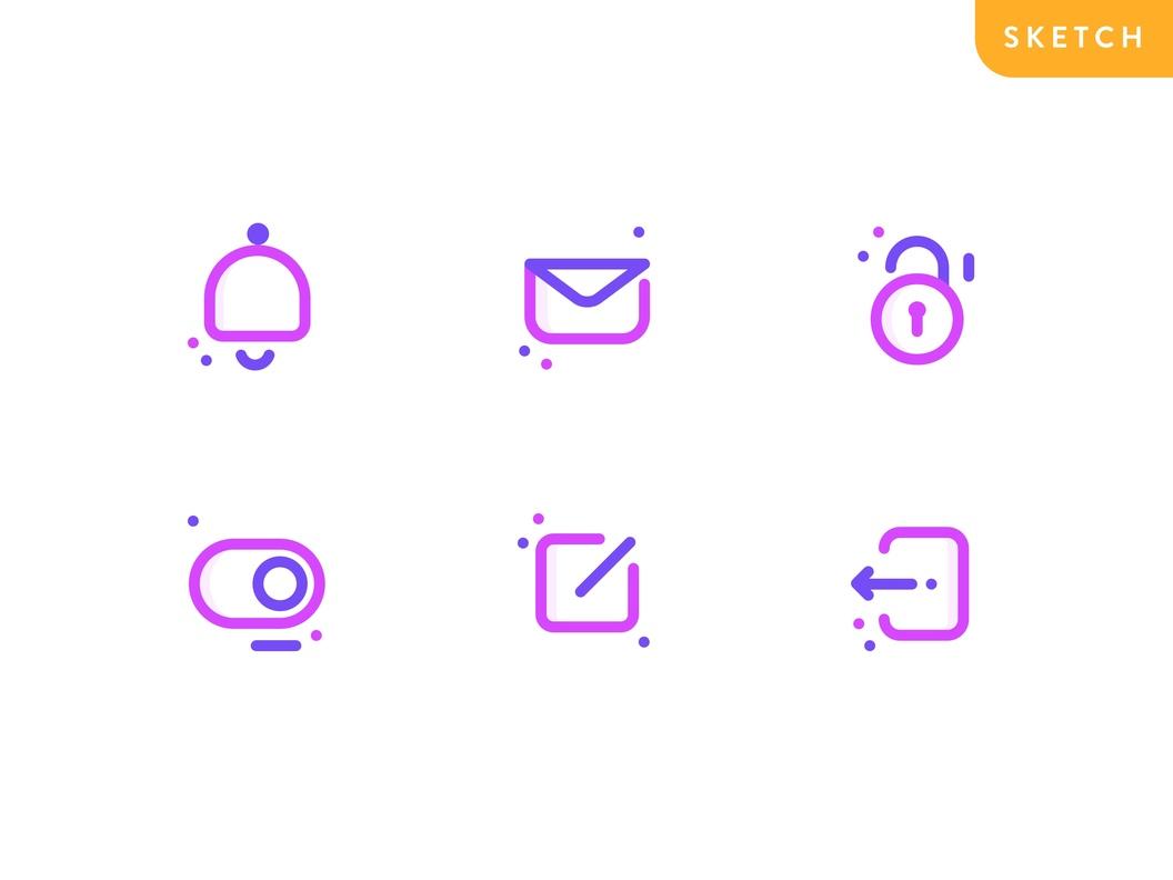 App Icon Freebie [Sketch]