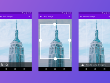 FREEBIE - Image Editor for Android, iOS