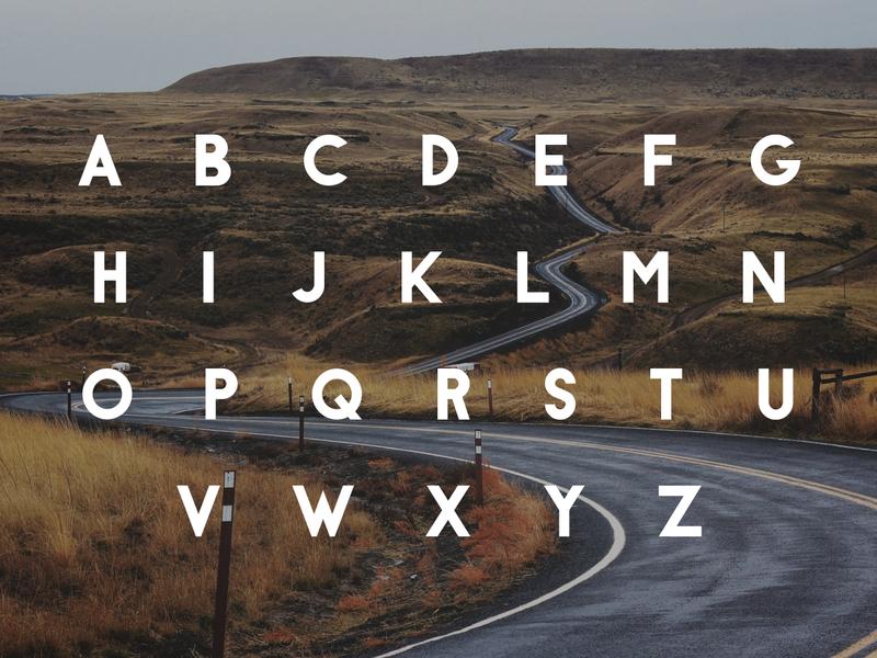 Antraste font
