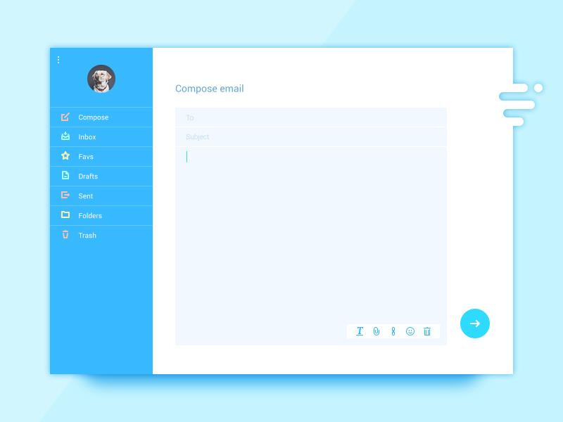 Mailing UI Set