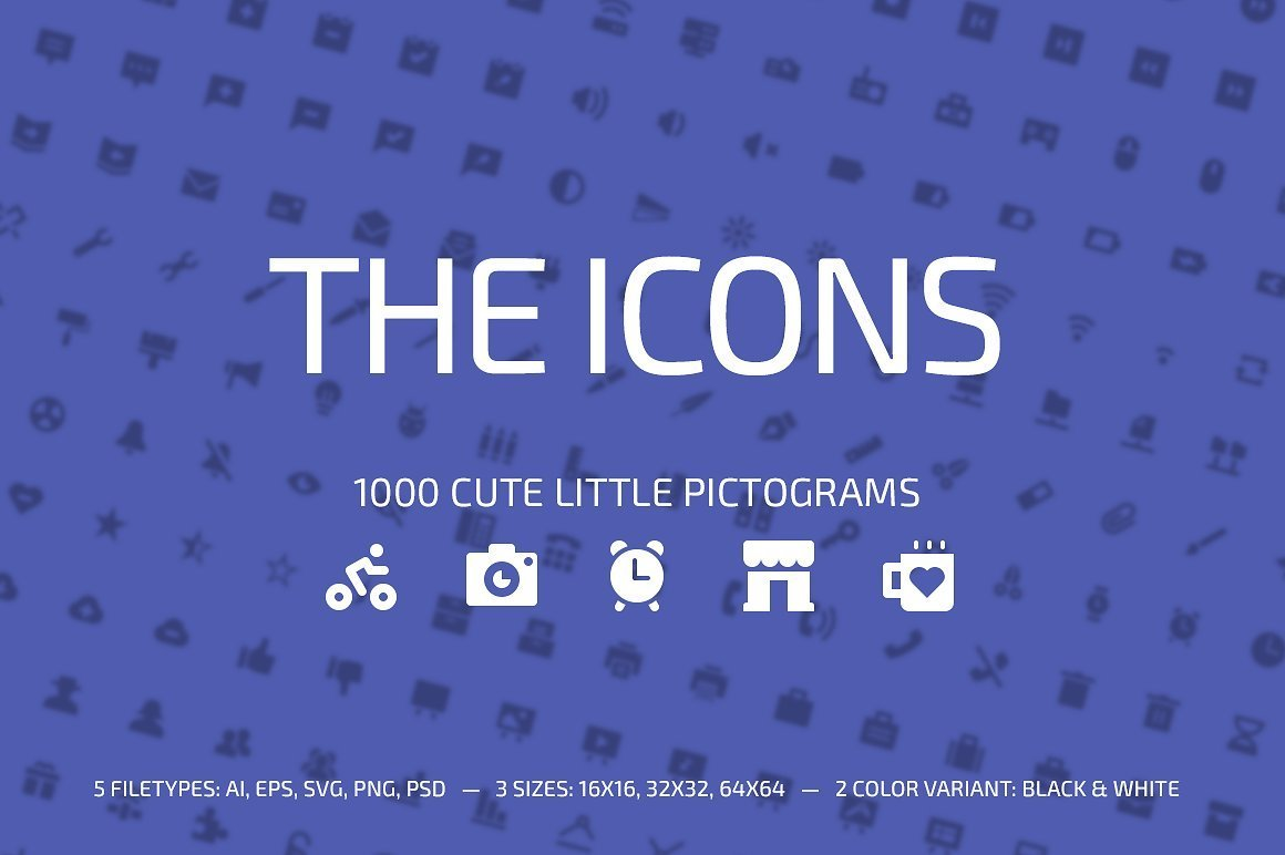 1000 Little Glyphs
