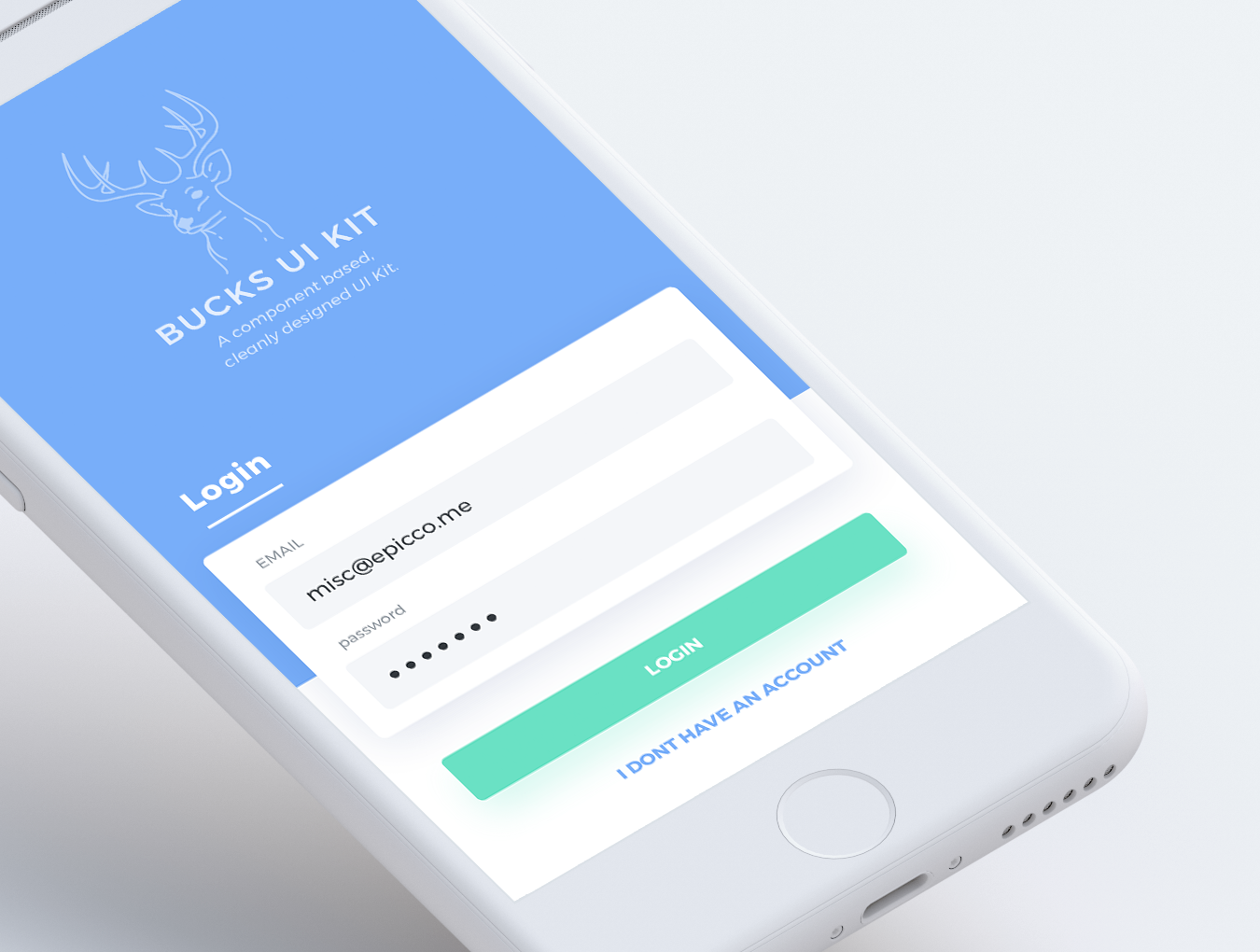 Bucks UI Kit