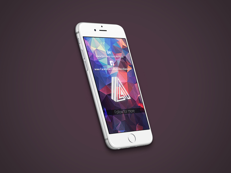 Multiple iPhone mockups