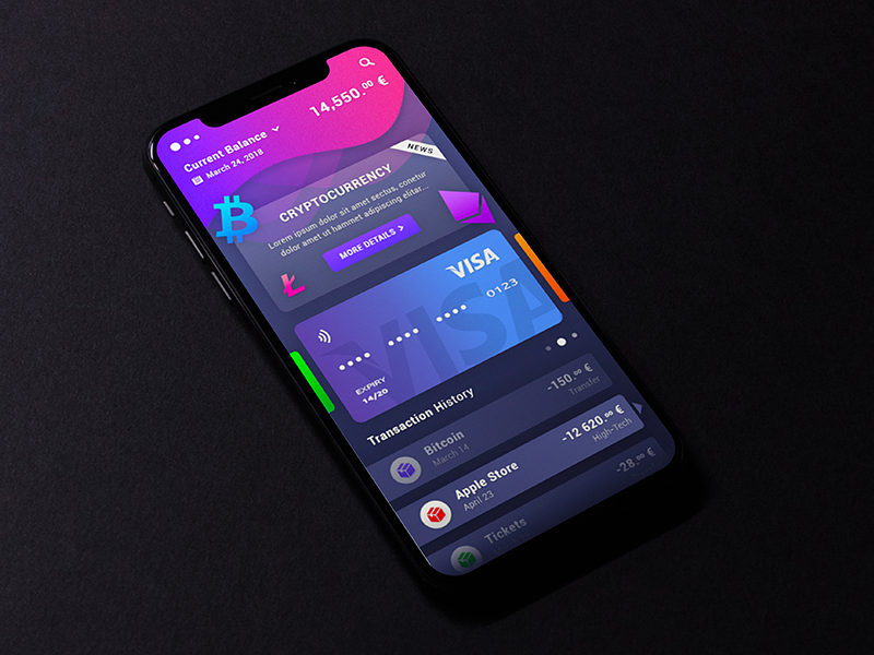 Cryptocurrency App