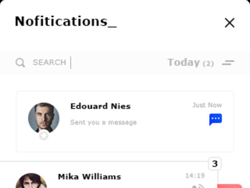Notifications & Settings App