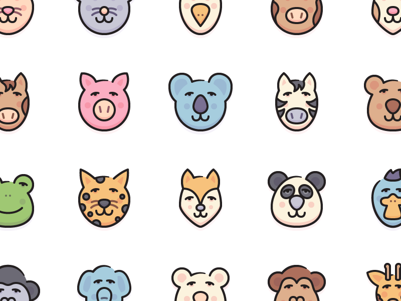 Graham - 20 Animal Icons preview picture
