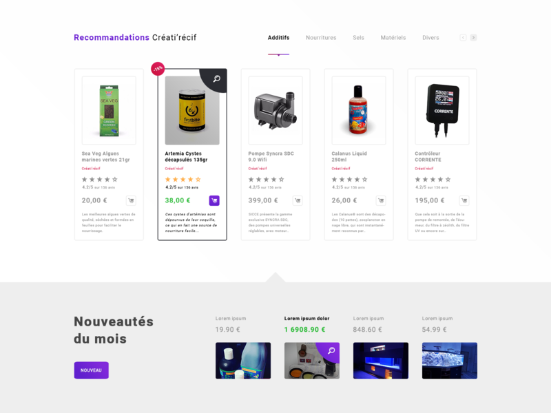 e-Commerce Products preview picture