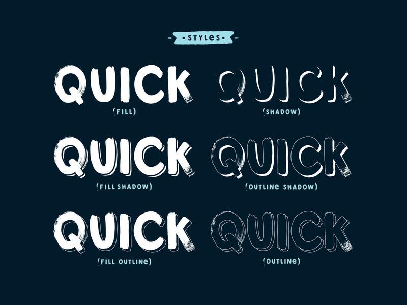 Caparica - Free Typeface