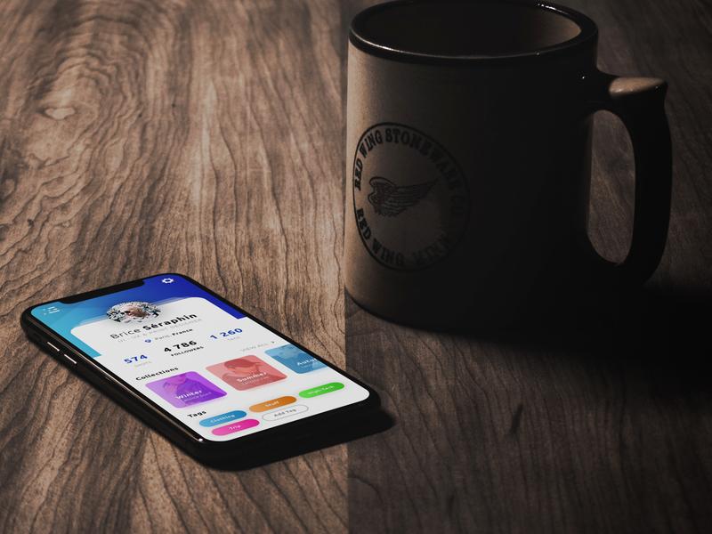 Fashion Profile App