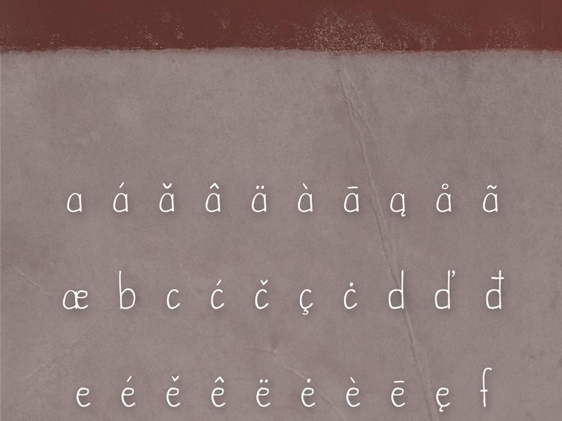 Metafors - Free Font