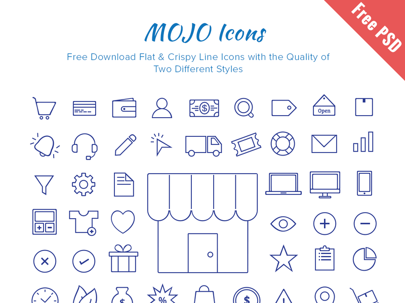MOJO Icons