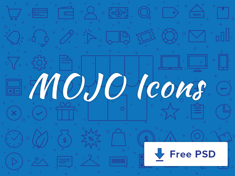 MOJO Icons preview picture