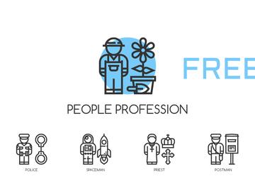 Profession Icons