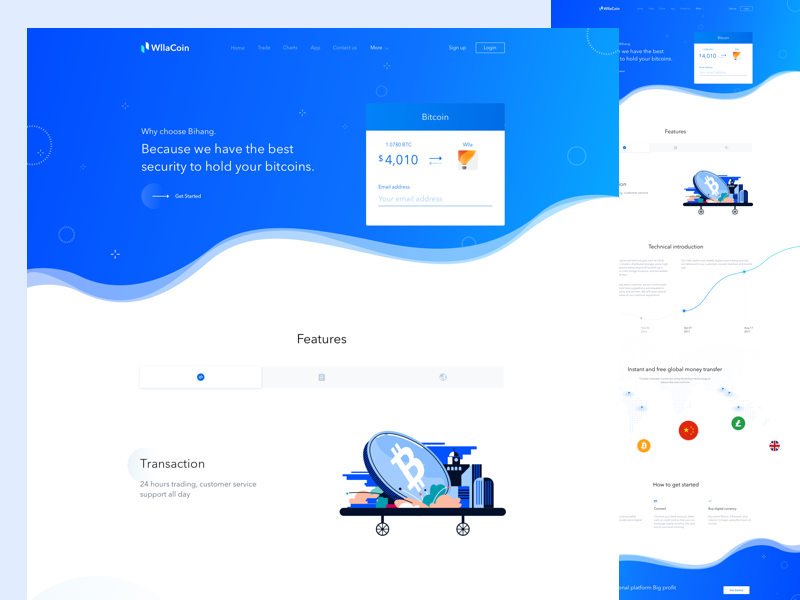 Finance UI Kits