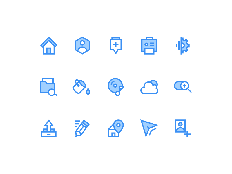 Icons For Web preview picture