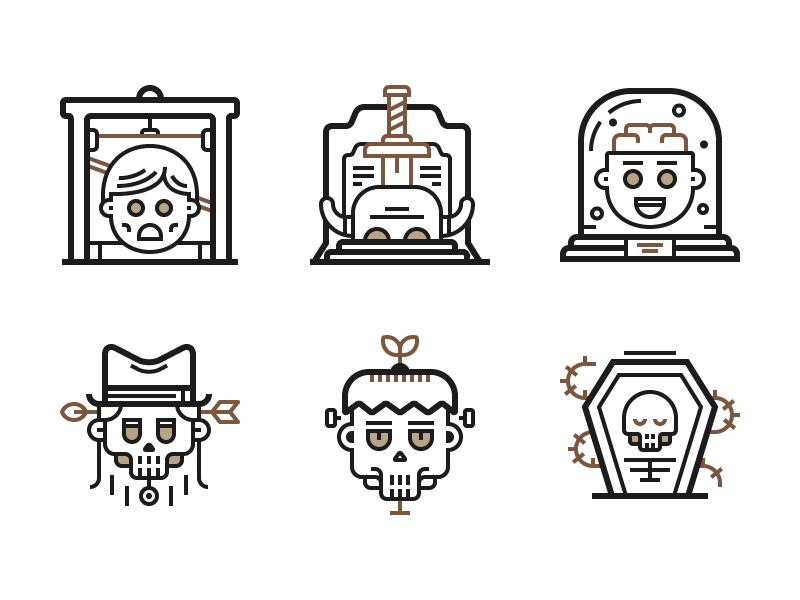 Death Icons preview picture