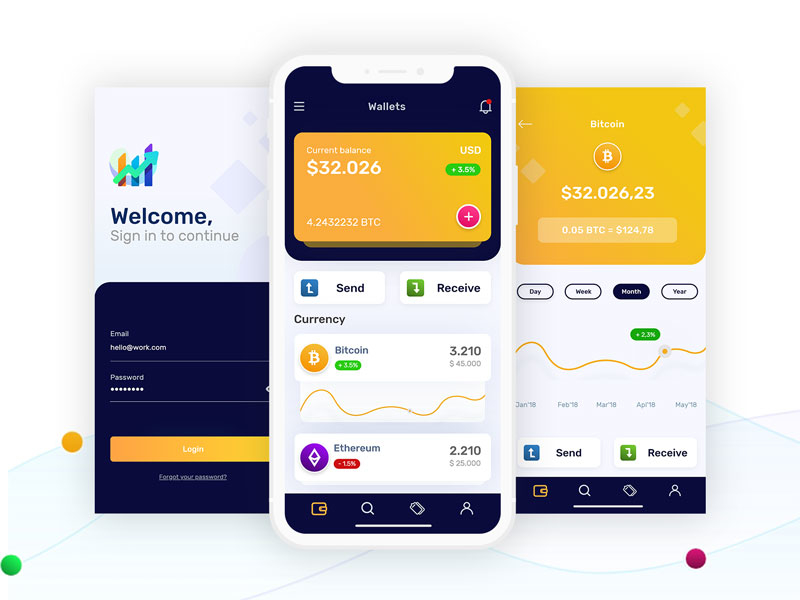 Cryptocurrency Wallets preview picture