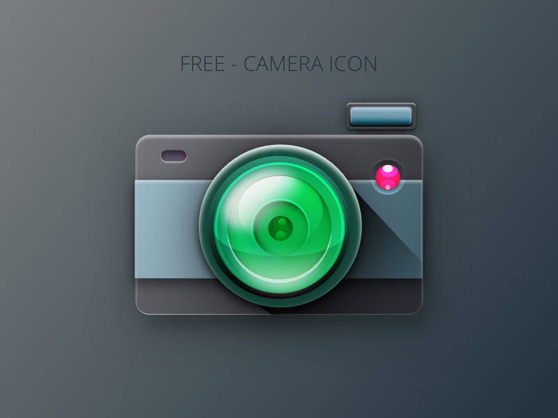Free Camera Icon preview picture
