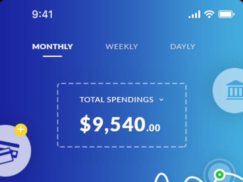 Money Spending iOS App