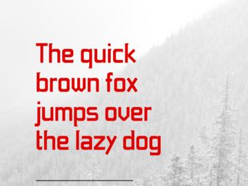 Foxy Free Font
