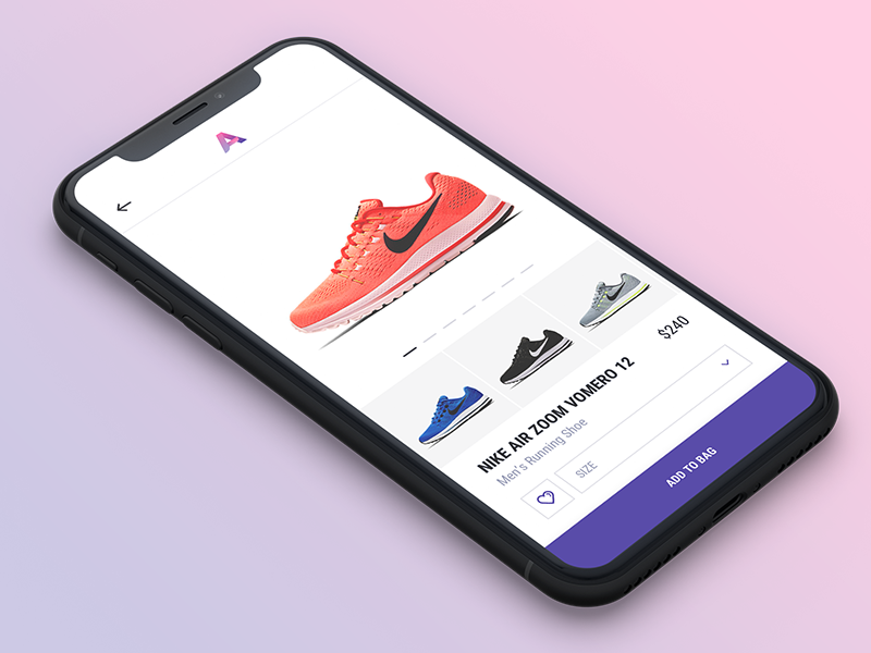 E-Commerce UI Kit preview picture