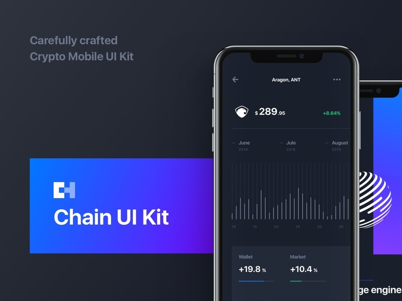 Chain Crypto UI Kit preview picture