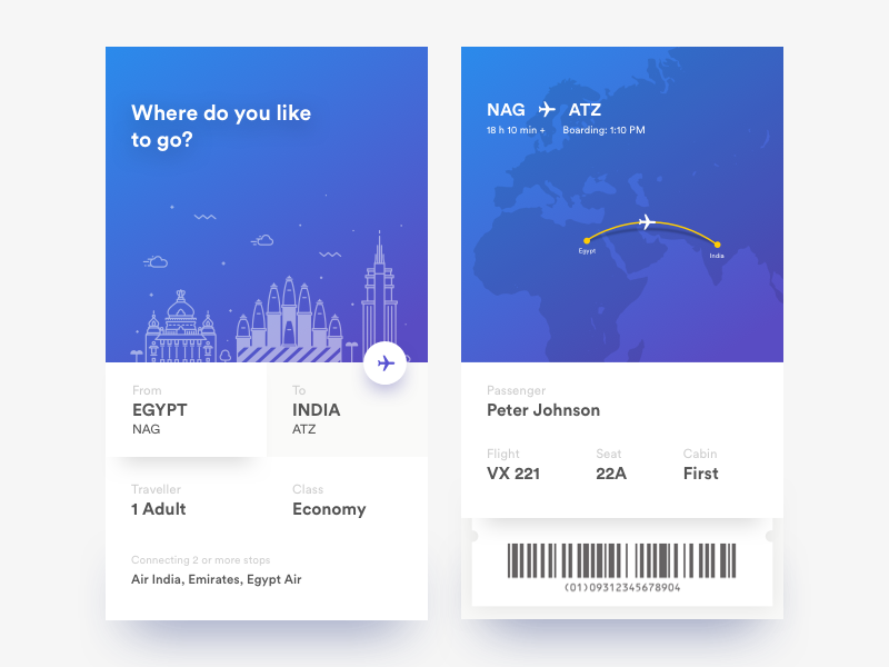 eTicket Freebies [Sketch]