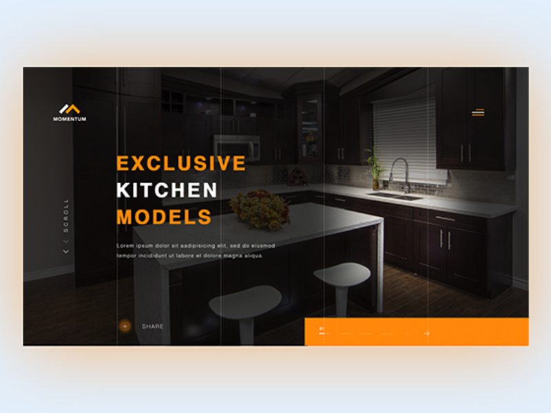 Kitchen - Template preview picture