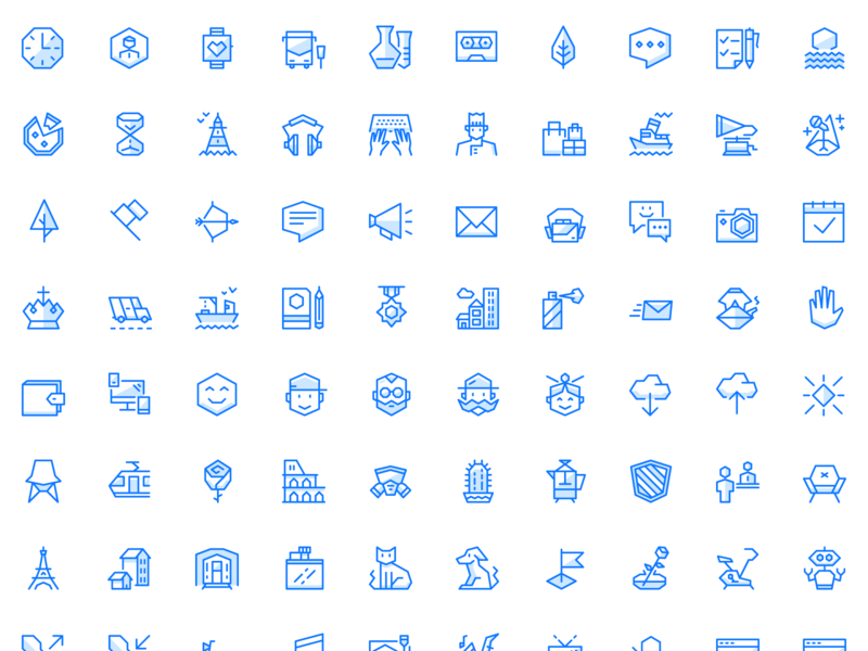 EGO Icons pack