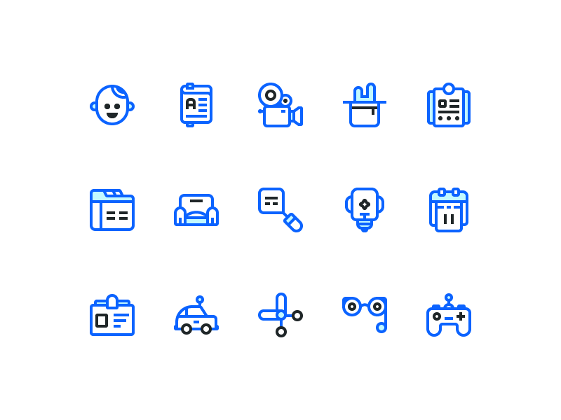Just Ui Icons preview picture