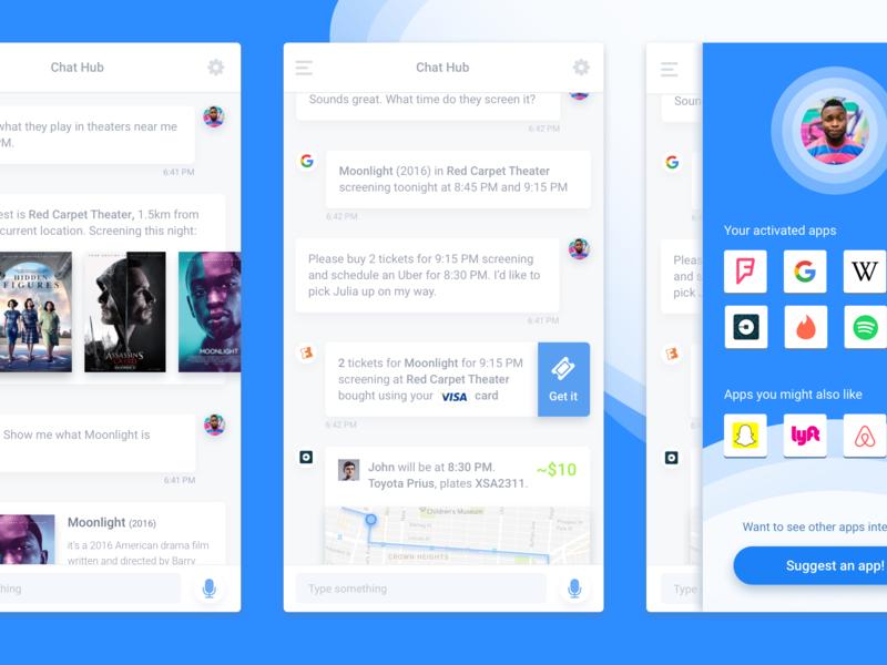 Conversational | Free UI Kit