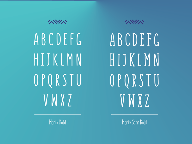 Monly Free Font